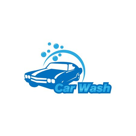 Car wash icon isolated on white background. Car wash icon simple sign. Car wash icon trendy and modern symbol for graphic and web design Illusztráció