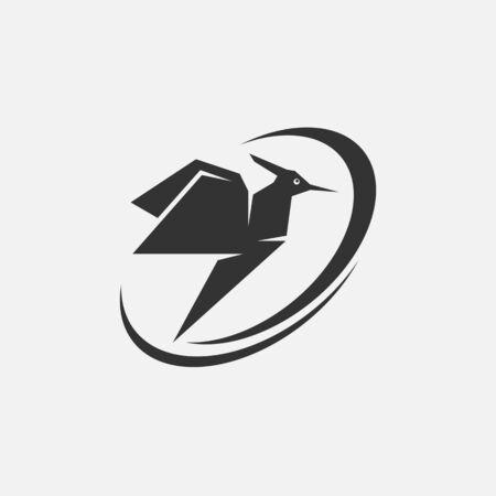nature bird illustration