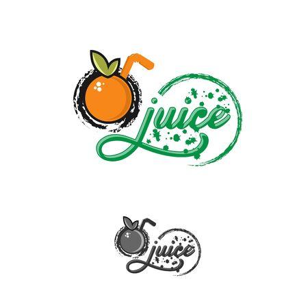 fruits vegetables fresh smoothies. Vegan eco bio green healthy food. Hand drawn vector illustration. Illustration