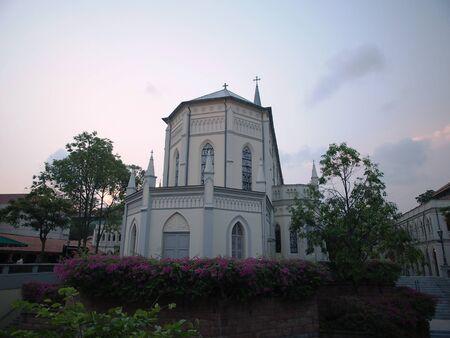 Sunset Iglesia