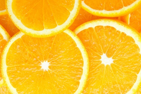 slice of mandarin lemon more vitamin c photo