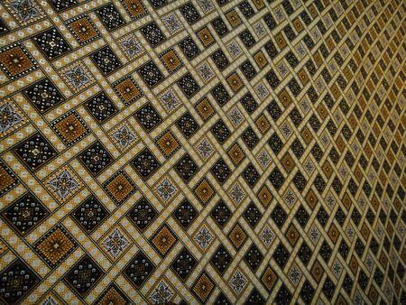 malaysia culture: malaysia batik background in narrow view