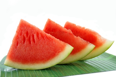 water melon: part of water melon slice