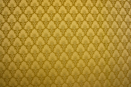 fabric design gold color background photo
