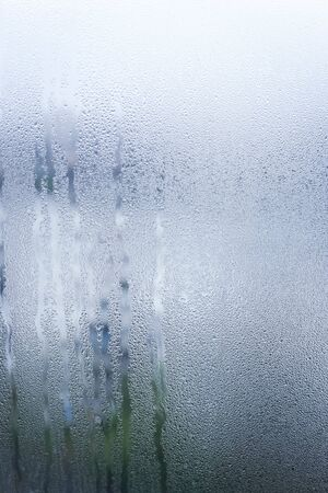 misted: misted glass