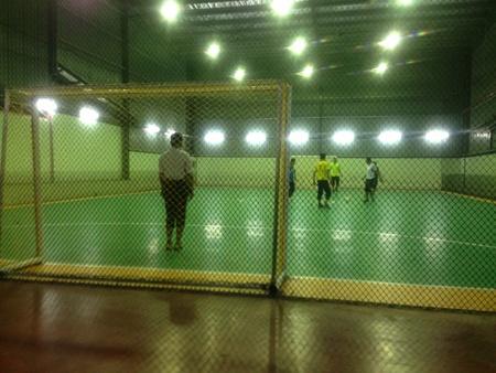 futsal: Futsal night fever