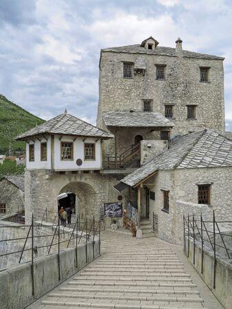 mostar: Mostar Bridge, Mostar, Bosnia and Herzegovina