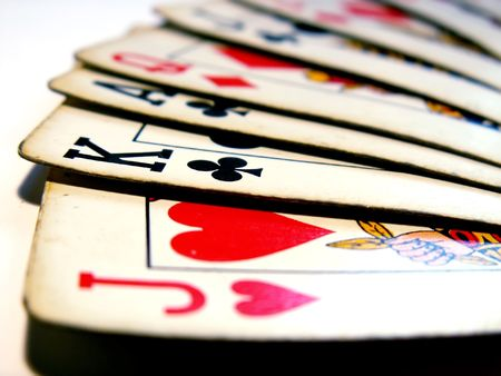 Playing cards Stock Photo - 327411