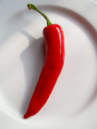 red hot pepper Stock Photo - 344961