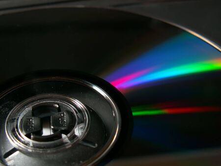 dvd rom: DVD ROM Stock Photo