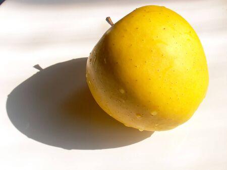 ovule: yellow apple