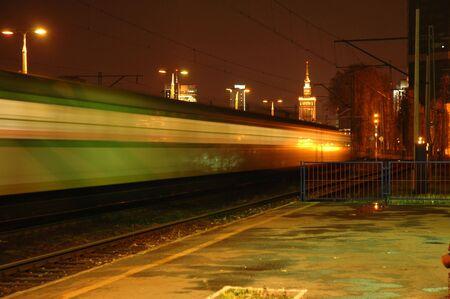 railway station (Poland)