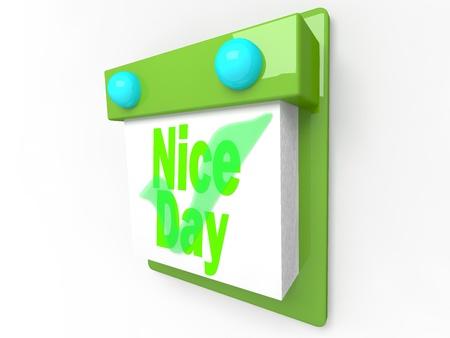 pessimist: Nice day - happiness