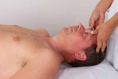 tuina: orbits massage