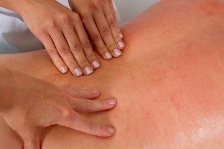 tuina: pratice of massage with teacher