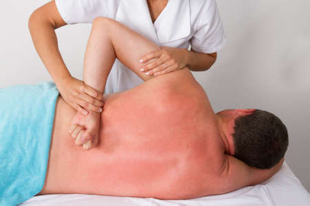 tuina: physiotherapy