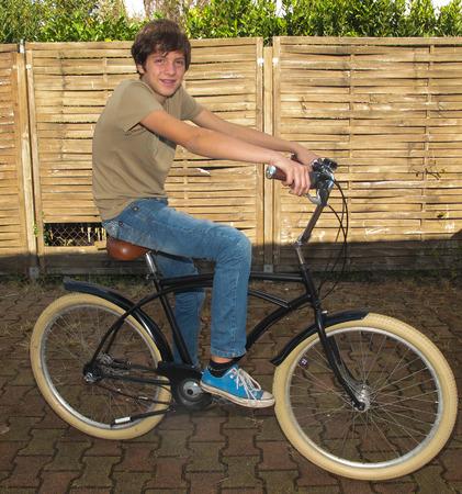 cruiser bike: my cruiser bike