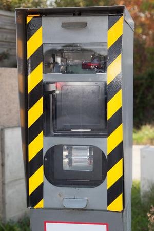 automatic radar photo