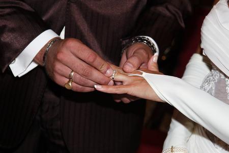 god s hand: newly married
