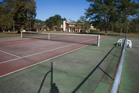 tennis clay: Tennis clay courts