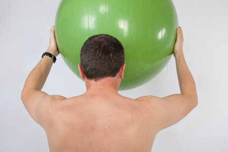 stabilization: fitball stabilization exercises