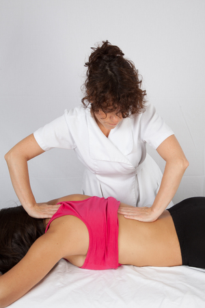 lumbar spine: osteopathic manual therapy lumbar spine