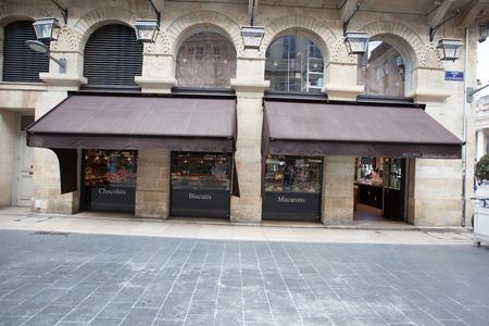 Cake store in Bordeaux
