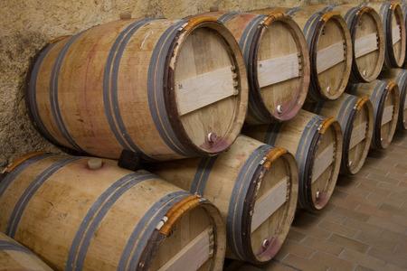 wine Barels Фото со стока