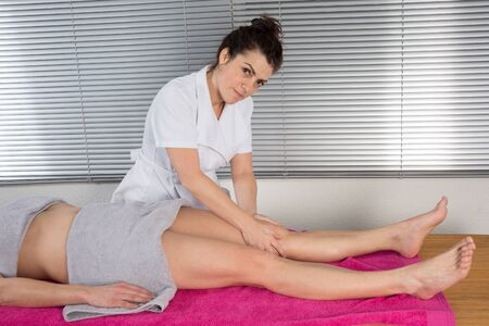 ayurvedic: Ayurvedic massage at a Spa center