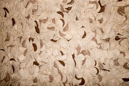 rosettes: Grid decorative background