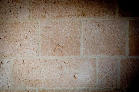 fading: old brick wall texture Stock Photo