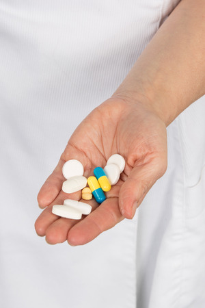 neccessary: The doctor gives just the pills that is necessary