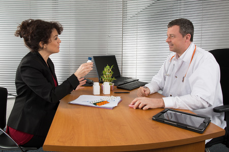 medecine: Pharmaceutical Sales Representative