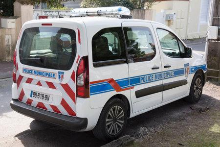 delincuencia: La polic�a municipal
