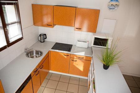 int�rieur de maison: int�rieur de la maison, grande cuisine moderne Editeur