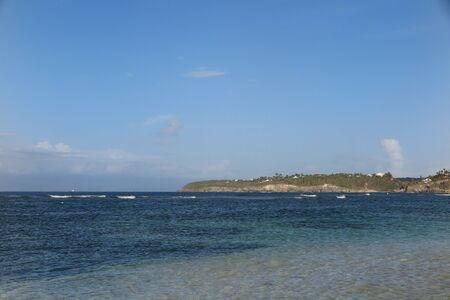 whitsundays: beautiful beach and tropical sea Stock Photo