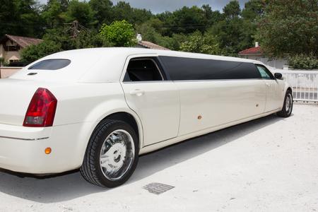 Luxury limo limousine day life