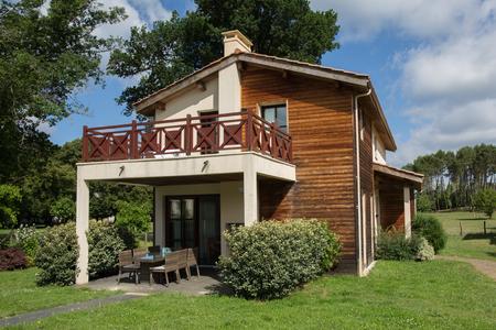 nice house: A very nice house with a garden