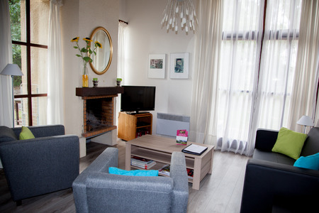 entresol: living room in my house