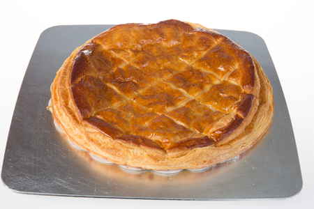 twelfth night: Epiphany Twelfth Night Cake, Almond Galette des Rois, Cake of the Kings,