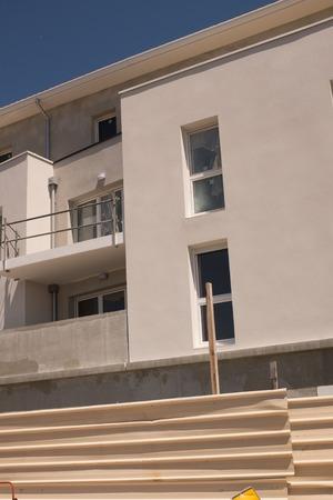 executive apartment: Modern, new executive apartment building
