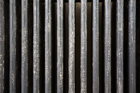 oldie: Old black burnt wood slats background for designer