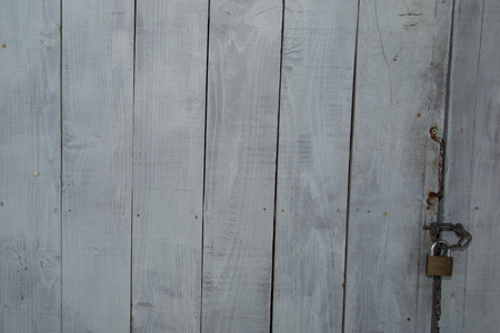 ligneous: Grey wooden texture for background usage. Texture of grey wooden fence.