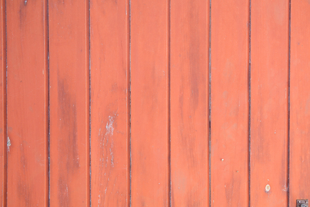 wood texture background painted coral red salmon color