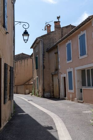 Luberon Village of Bonnieux in Provence France Europe