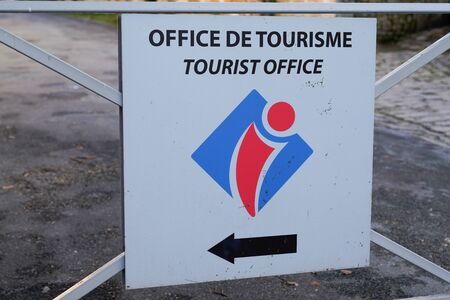 office de tourisme de france means information center in french country for tourist and tourism activity