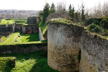 Blaye Citadel Vauban in Gironde France