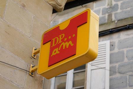 Bordeaux, Aquitaine / France - 07 25 2020: dpam Du Pareil Au Meme store sign and text logo DPAM of shop for clothing kids Éditoriale