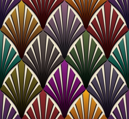 Vintage naadloze patroon 1
