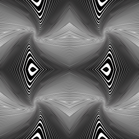Whirly abstract lines  background.  Vector